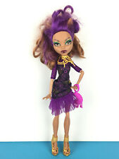 Monster High Doll Clawdeen Wolf Frights Camera Action / Poupée