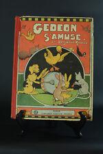 Benjamin RABIER GEDEON S'AMUSE Garnier E.O.1928