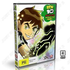 Ben 10 - Volume 1 (Special Edition With Pop Up Trivia!) : New DVD