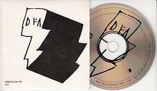 DFA Compilation #2 2004 UK 12-track promo mix CD LCD Soundsystem The Rapture
