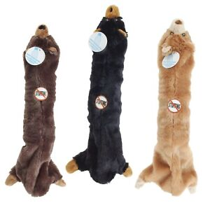 Skinneeez Big Bite Bear Dog Toy Assorted 1ea/17 in    Free Shipping