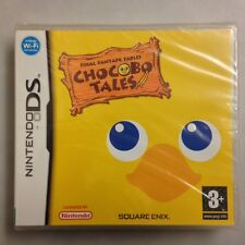 Final Fanasey Fables Chocobo Tales NDS New Factory Sealed UK stock
