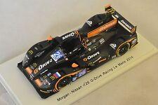 Spark S4211 - MORGAN Nissan G-Drive Racing n°26 Le Mans 2014 Rusinov - Pla 1/43
