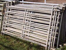 Galvanised Steel Sheep Hurdles
