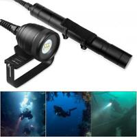 3000LM Primary Canister Dive Light 6x XM-L2 LED Underwater Scuba Diving