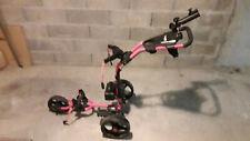 Chariot électrique de golf - TROLEM T-BAO batterie lithium 16Ah neuve + chargeur