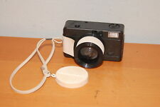 Lomography Fisheye 35mm Point & Shoot Film Camera Black & White