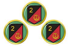 2 Engineers (Irish Army) Golf Ball Markers