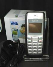 BRAND NEW CHEAP NOKIA 1110i BAR PHONES UNLOCKED MOBILE PHONE BLACK BEST PRICE UK