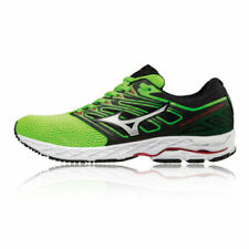 Scarpe da ginnastica da uomo verde con stringhe Shadow