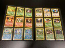 Pokemon Complete Gen 2 Card Set Pokedex 152-251 100 Cards Lugia Celebi Espeon
