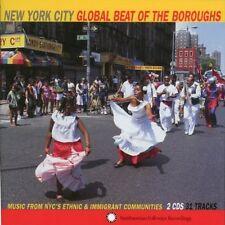 Various Artists - New York City: Global Beat / Various [New CD]
