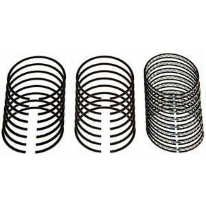 Moly Piston Rings  Sealed Power  E180K60
