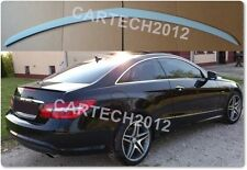 Mercedes W207 A207 E Coupe Cabriolet Arranque Tapa del maletero Spoiler Amg