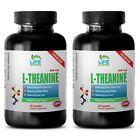 ease stress - PREMIUM L-THEANINE 200mg - natural antidepressant 2B