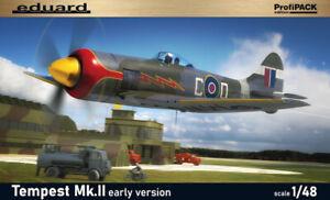 Eduard 1/48 Model Kit 82124 Hawker Tempest Mk.II early version Profipack