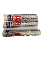Necco Assorted Original Candy 3Rolls ONLY 36-Wafers Per Roll Exp 03/23