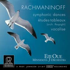 Rachmaninoff-Vocalise-oue-HDCD - Reference Recordings RR 096