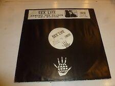 "GEOFFREY WILLIAMS - Sex Life - UK 2-track 12"" Vinyl Single"