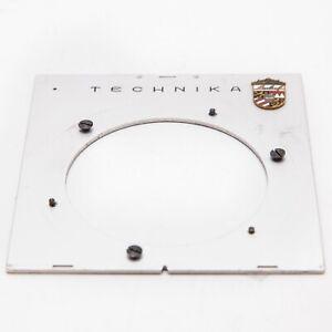 Linhof Technika 100 x 93 mm lens board, Copal 3