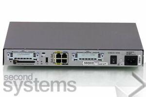 Cisco 1841 Integrated Services Router 1800 Series - Cisco1841