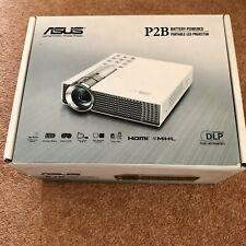 ASUS Short Throw Portable LED Projector P2B 1280x80 WCGA 350 Lumens NTSC Colour