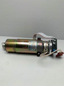 Pittman GM14904D816-R3 Motor  (30.3 VDC, 19.7:1 Ratio, 12-29-03) w/encoder