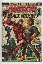 1972 MARVEL DAREDEVIL #97 (2) BLACK WIDOW,DARK MESSIAH APPEARANCE  NM-  9.2  S2