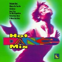 Hot Dance Mix, Vol. 1 - Music CD - Various Artists -  1997-12-02 - Eclipse Music
