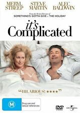 It's Complicated DVD Brand New Sealed 2010 Meryl Streep Steve Martin