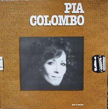 """Vinyle 33T Pia Colombo """"Pia Colombo - les blés"""""""