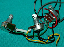 Sigma Strat Electric Guitar Original Wiring Harness