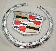 Cadillac ESCALADE EXT 2002 2003 2004 2005 2006 Rear Emblem!!