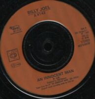 "BILLY JOEL an innocent man uk cbs A 4142 7"" WS EX/"