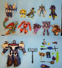 Transformers Lot (Animated, Titans Return, RiD2015, Generations, Energon, BH)