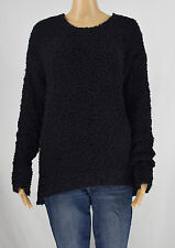 Calvin Kein Jeans Womens Black Sweater Pullover Size S