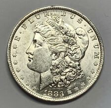 1883-O Morgan Dollar Top 100 Vam Variety VAM 4 Strong O/O Brilliant Uncirculated