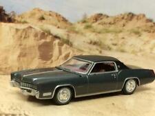 6th Generation 1967- 1970 Cadillac ElDorado Personal Luxury 1/64 Limited Edt B17