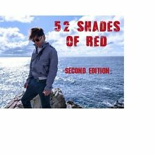 52 Shades of Red- Magic Trick (Gimmicks included) Version 2 by Shin Lim - Magic