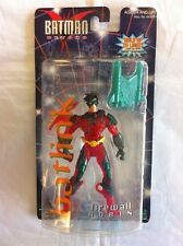 Batman Beyond Batlink Firewall Robin Figure Hasbro 1999