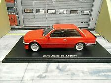 BMW 3er Reihe ALPINA B6 3.5 E30 red rot 1988 S2809 NEU Spark Resin 1:43