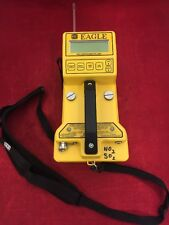 RKI Instruments Eagle Portable Multi-Gas Detector See Listing