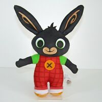 "Official BBC CBeebies    Bing the Rabbit  7"" Basic Plush Toy"