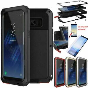 Gorilla Metal Heavy Duty Aluminum Shockproof Case Cover iPhone 12 11 MAX XR 7 XS