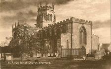 STAFFORD (Staffordshire) : St Mary's Church-W.H.S.