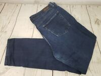 Levis Mid Rise Skinny Jeans Sz 16 Medium Women Blue  Stretch Denim