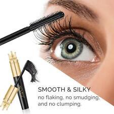 942328fbc95 NEW 4D Silk Fiber Mascara Eyelash Lash BLACK Mascara Waterproof Volume Make  Up