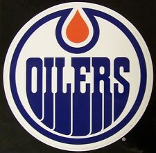 Window Bumper Sticker NHL Hockey Edmonton Oilers NEW