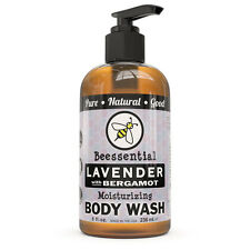 Beessential All Natural Lavender Bergamot Body Wash