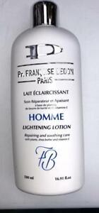 PR FRANCOISE BEDON LIGHTENING LOTION HOMME 500ML